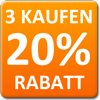 3x BIO Gerstengras Kapseln kaufen = 20% Rabatt